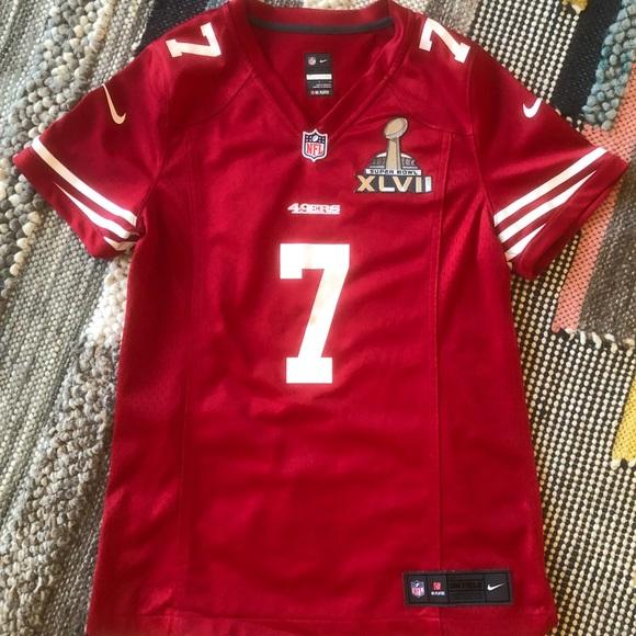 San Francisco 49ers Tops | Authentic Super Bowl Jersey | Poshmark